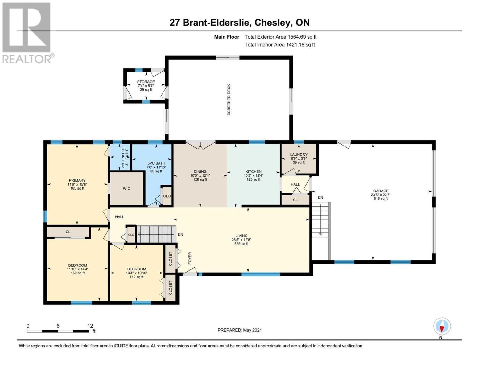 27 Brant-Elderslie, Brockton, Ontario  N0G 2N0 - Photo 36 - X5220673